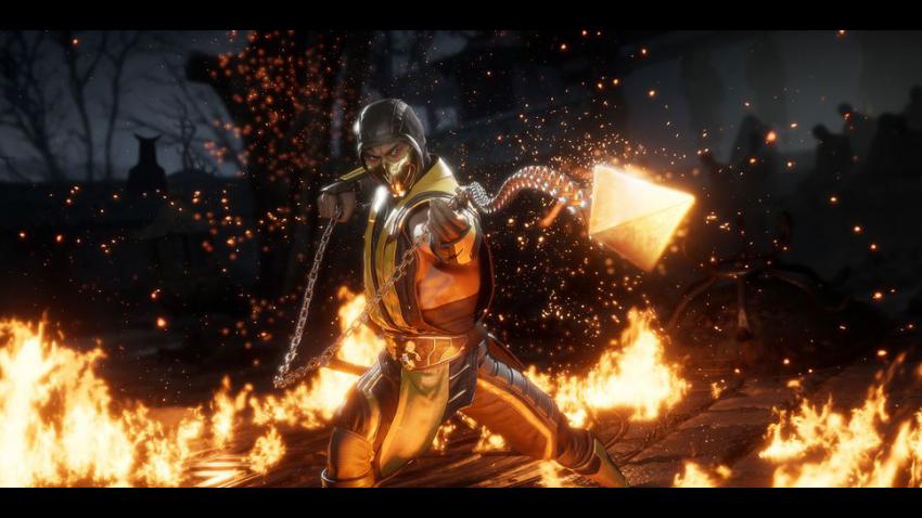 Изображение Mortal Kombat 11