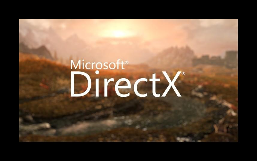 Картинка DirectX