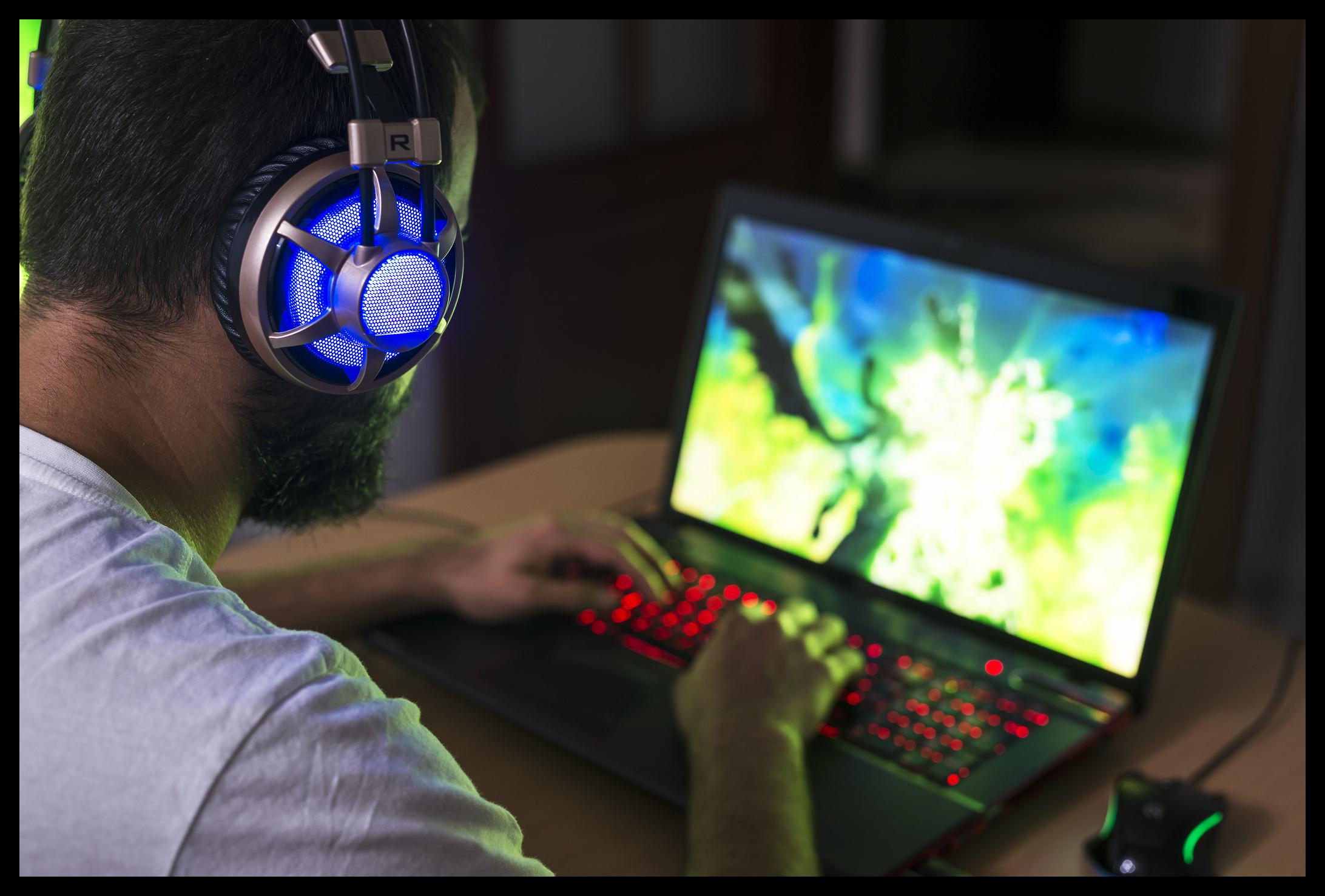 Картинка Компьютерные игры