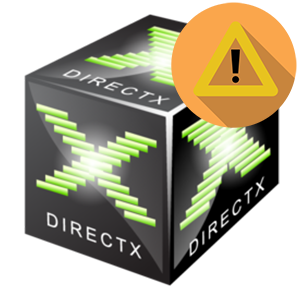 Не устанавливается DirectX