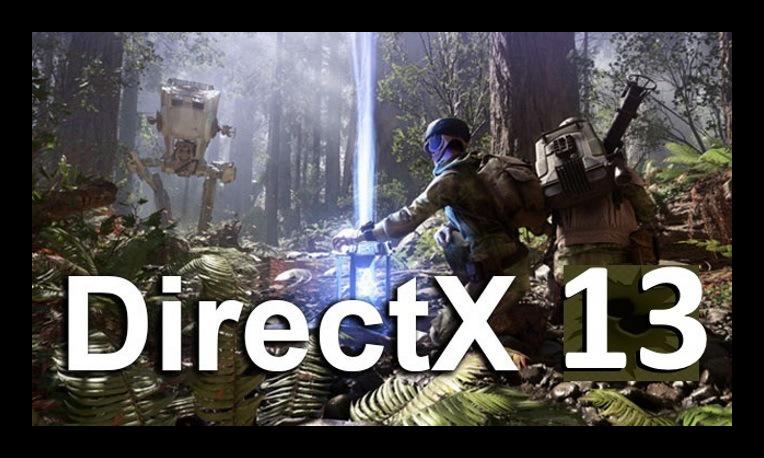 Картинка DirectX 13