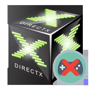 Ошибка DirectX при запуске игры