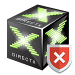 Ошибка «Failed to initialize DirectX»