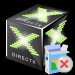 Внутренняя ошибка при установке DirectX