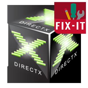 Ошибка H81 0 в DirectX