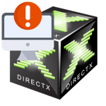 Различные ошибки DirectX