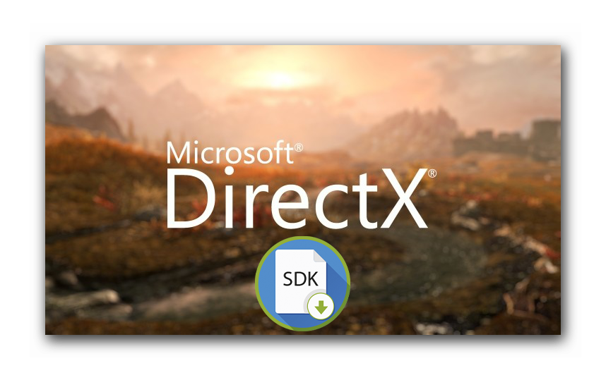 Картинка DirectX SDK